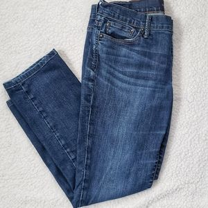 Lucky Brand Sweet N Straight Jeans Size 10
